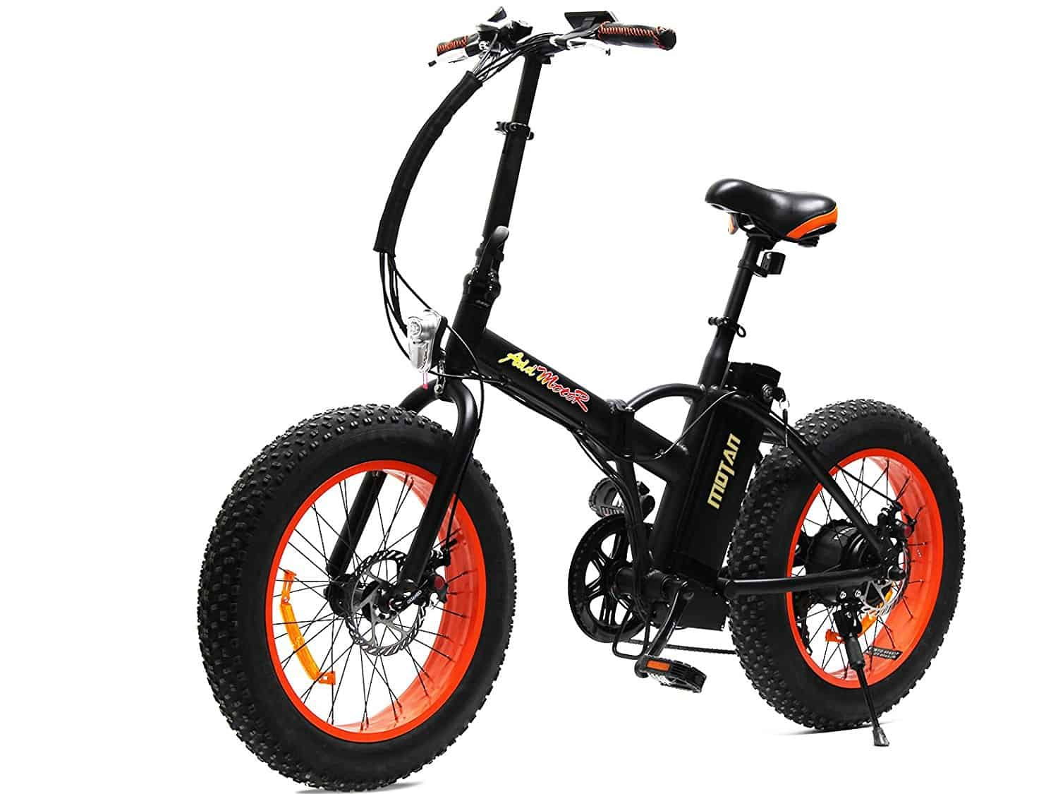 Addmotor Motan Folding Adult Electric Bikes