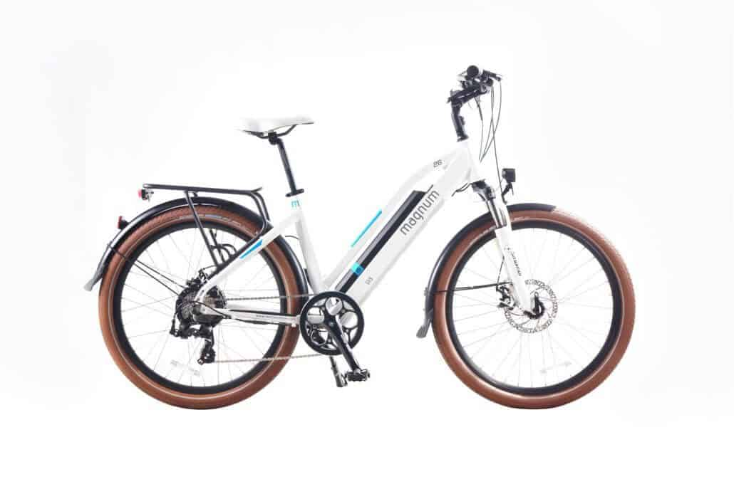 Magnum Ui5 Electric Hybrid City Bike