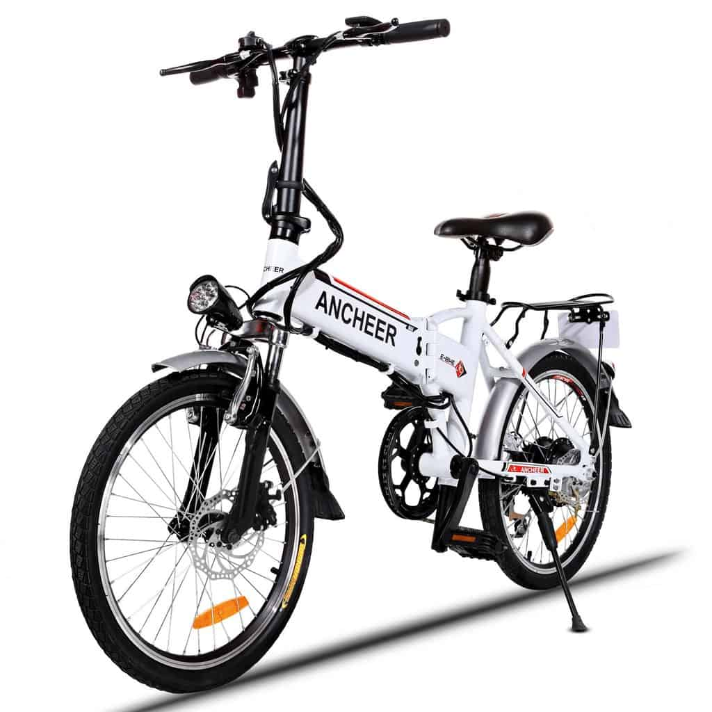 ANCHEER Foldaway Electric Bike