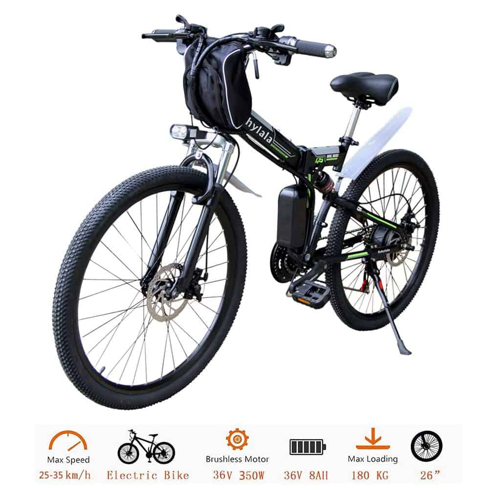 CLIENSY 26 Electric Mountain Bike
