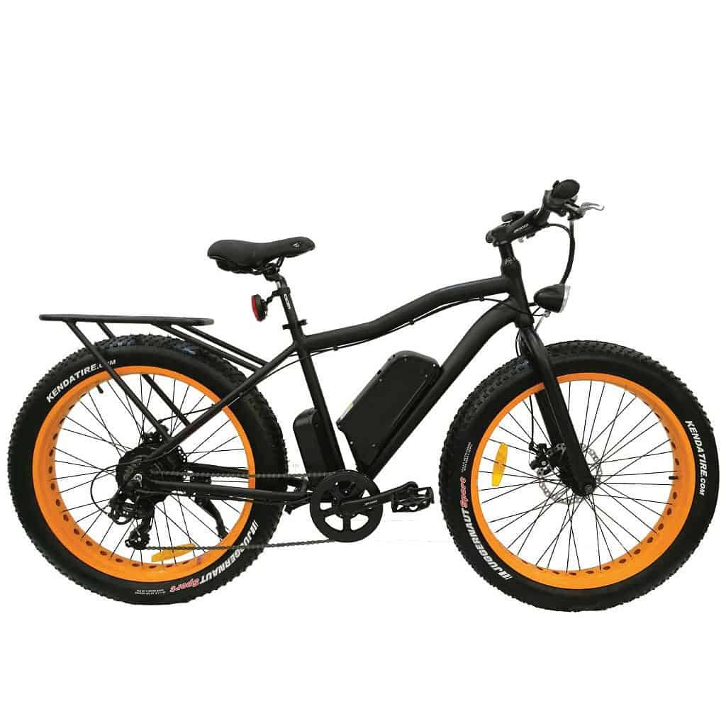 Breeze Electric Bike Fat Tire Ebike