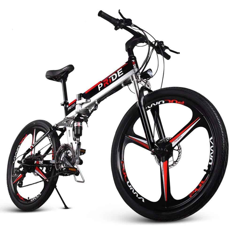 ENGWE Folding Full Suspension Electric Bike