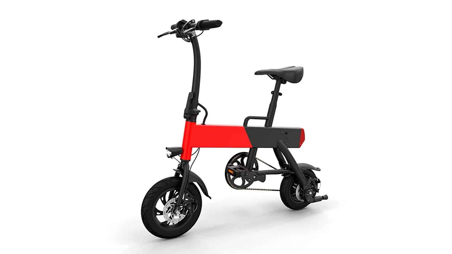 Mini Electric Bike Foldable Portable Brushless Motor Litiium-ion Battery Community Weekend Bike