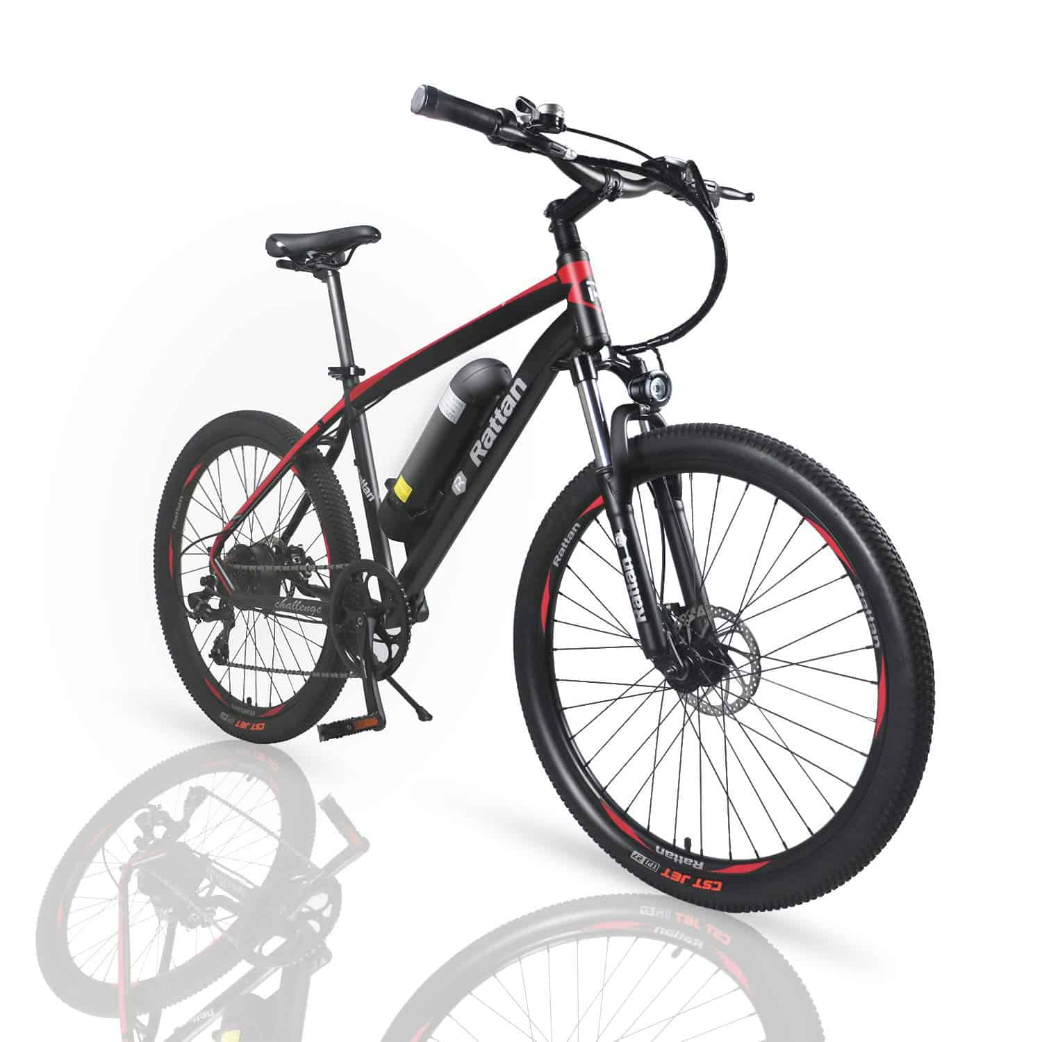 Rattan 26 inch Aluminum Electric Mountain Bike