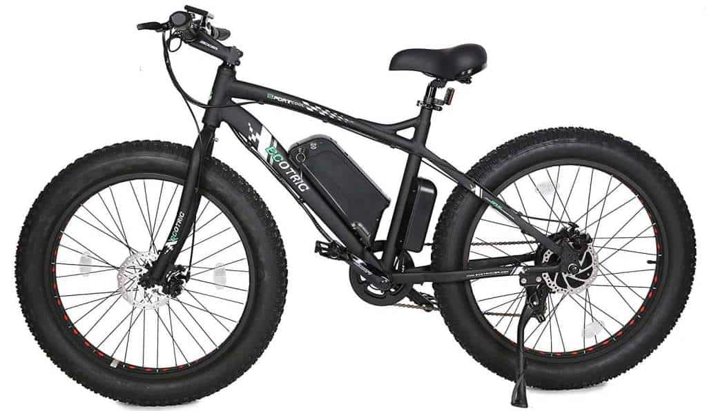 ECOTRIC 26 Electric Fat Tire Bike