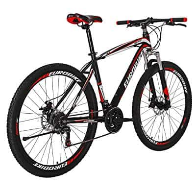 EUROBIKE EURX1 27.5 Inch Wheels Mountain Bike