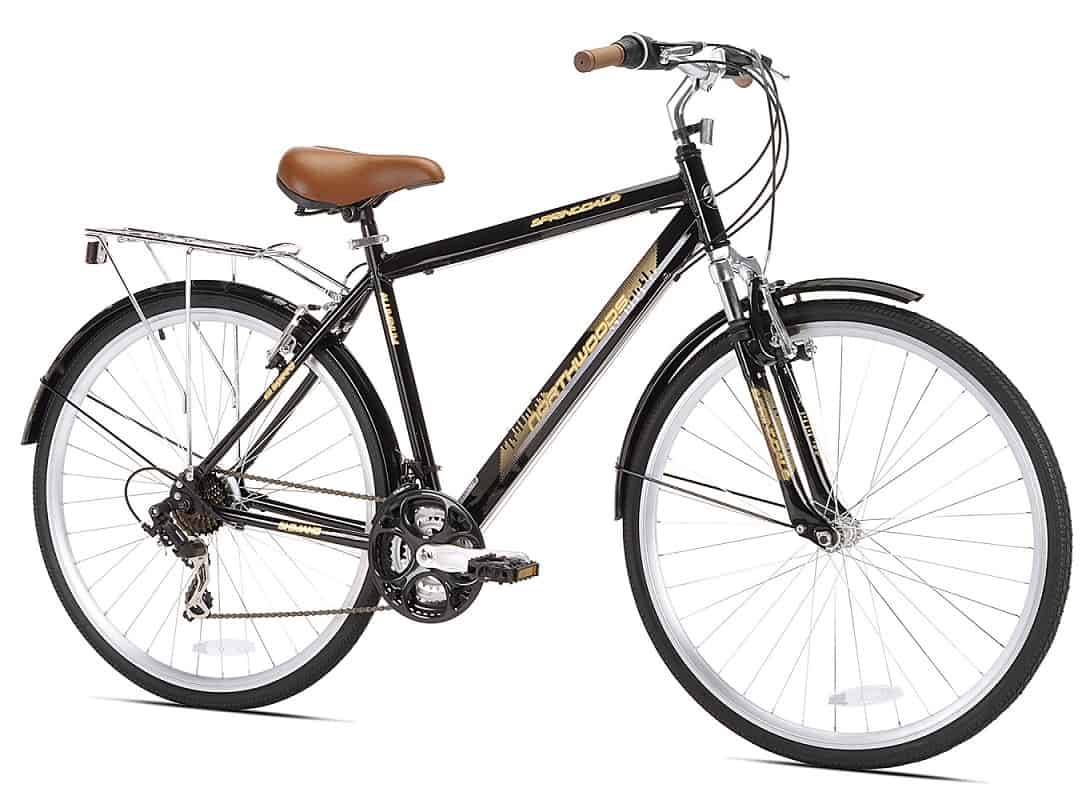 Kent Northwoods Springdale Men's Hybrid Bicycle