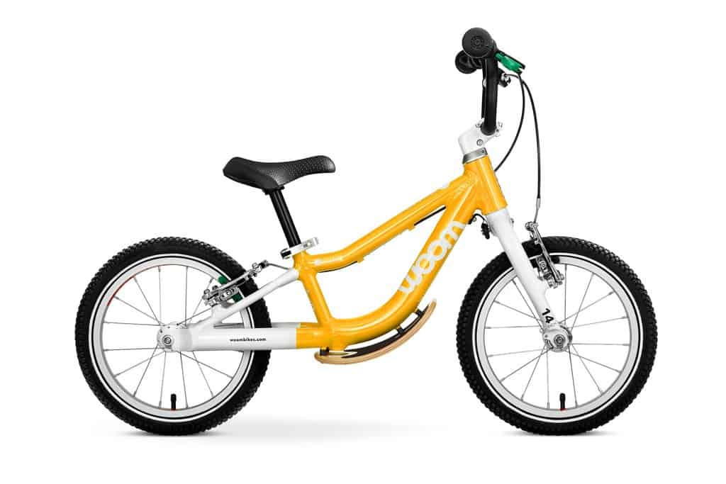 WOOM BIKES USA Woom 1 Plus Balance Bike 14""