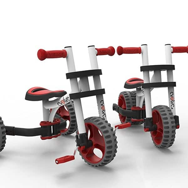 YBIKE Evolve Ride-On Balance Bike
