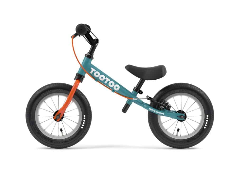 Yedoo TooToo Toddler Balance Bike for 2 Year Old Kids 12 inch Bike
