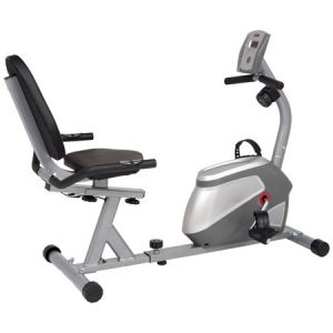 Body Champ BRB852 Magnetic Recumbent Exercise