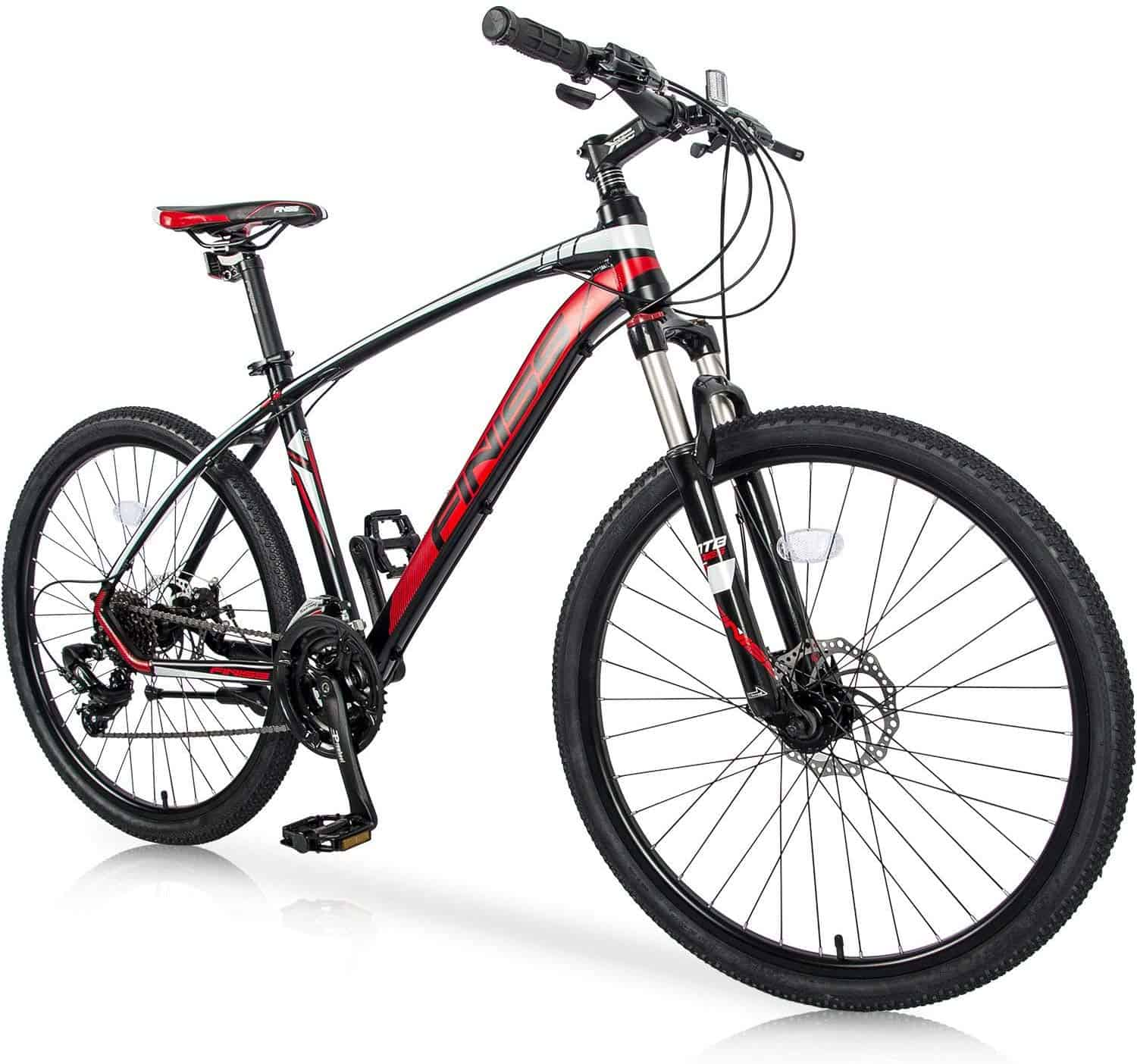 Merax Falcon Full Suspension Mountain Bike Aluminum Frame
