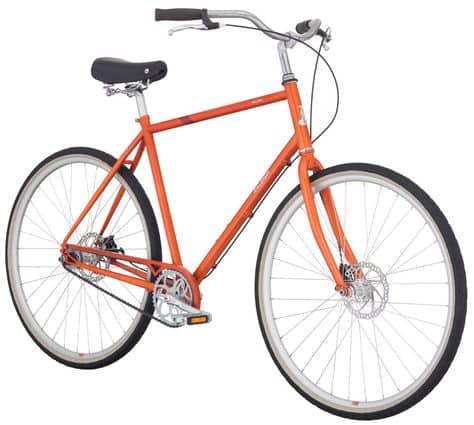 Raleigh Bikes Wilder City Bike