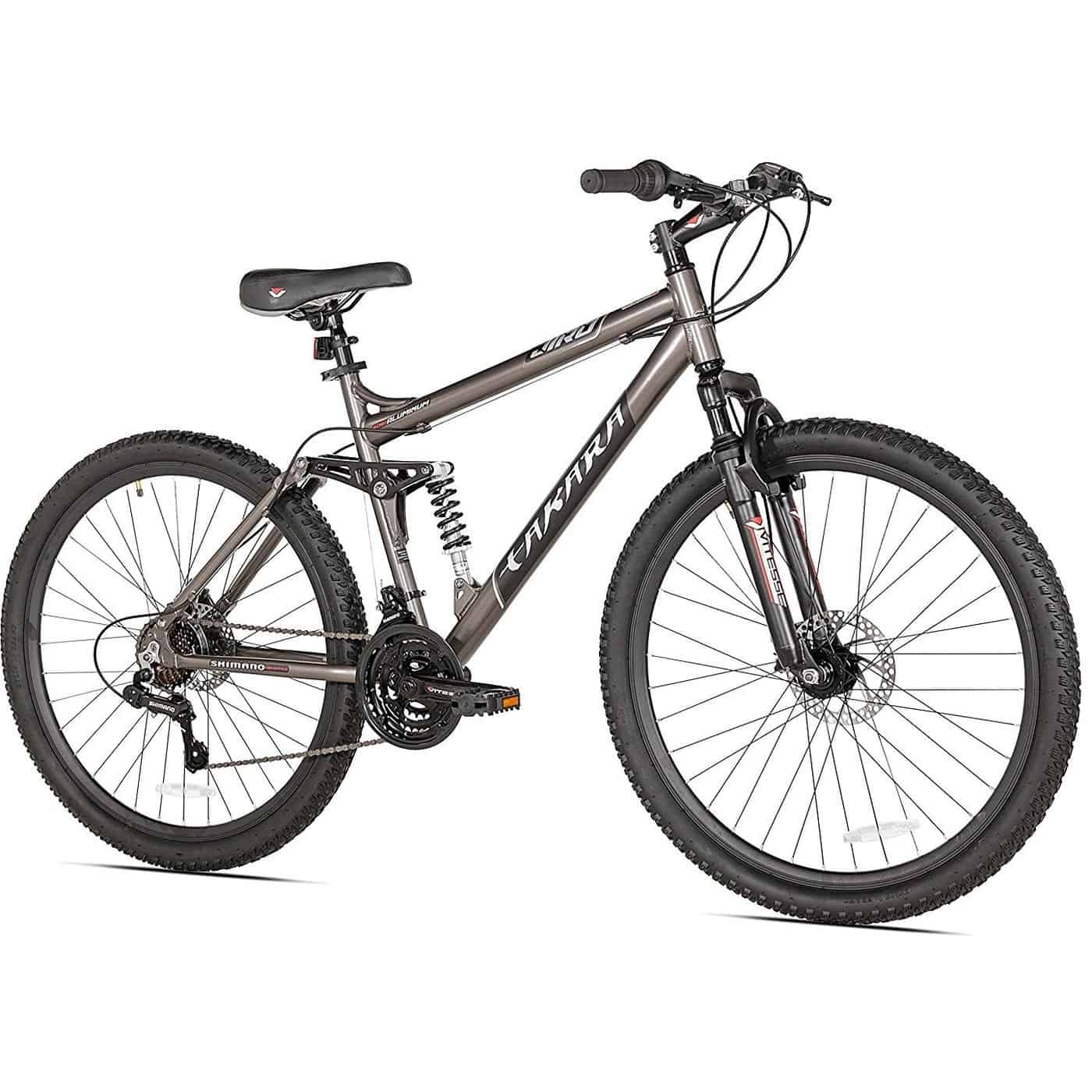 Takara Jiro Dual-Suspension Disc Brake Mountain Bike
