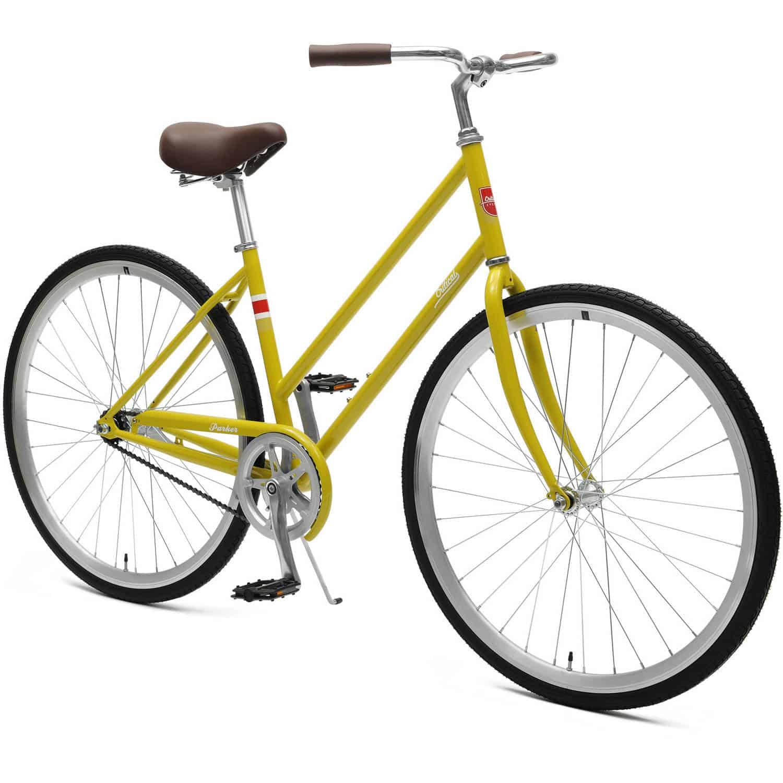 Retrospec Critical Cycles Parker Step-Thru City Bike with Coaster Brake