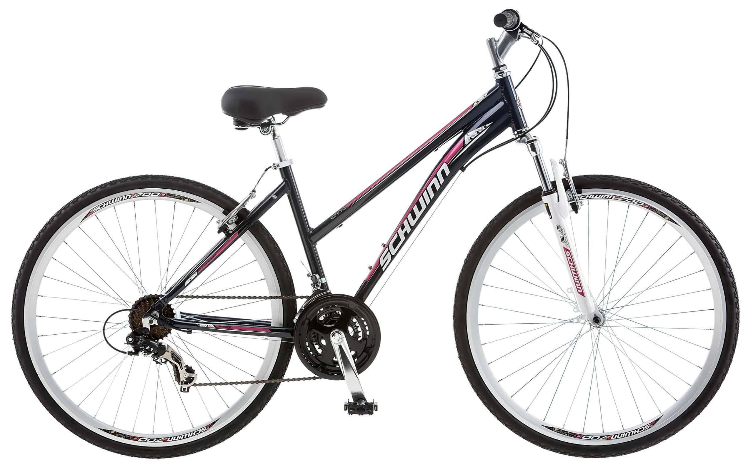 Schwinn GTX 1.0 Men's Dual Sport Bicycle
