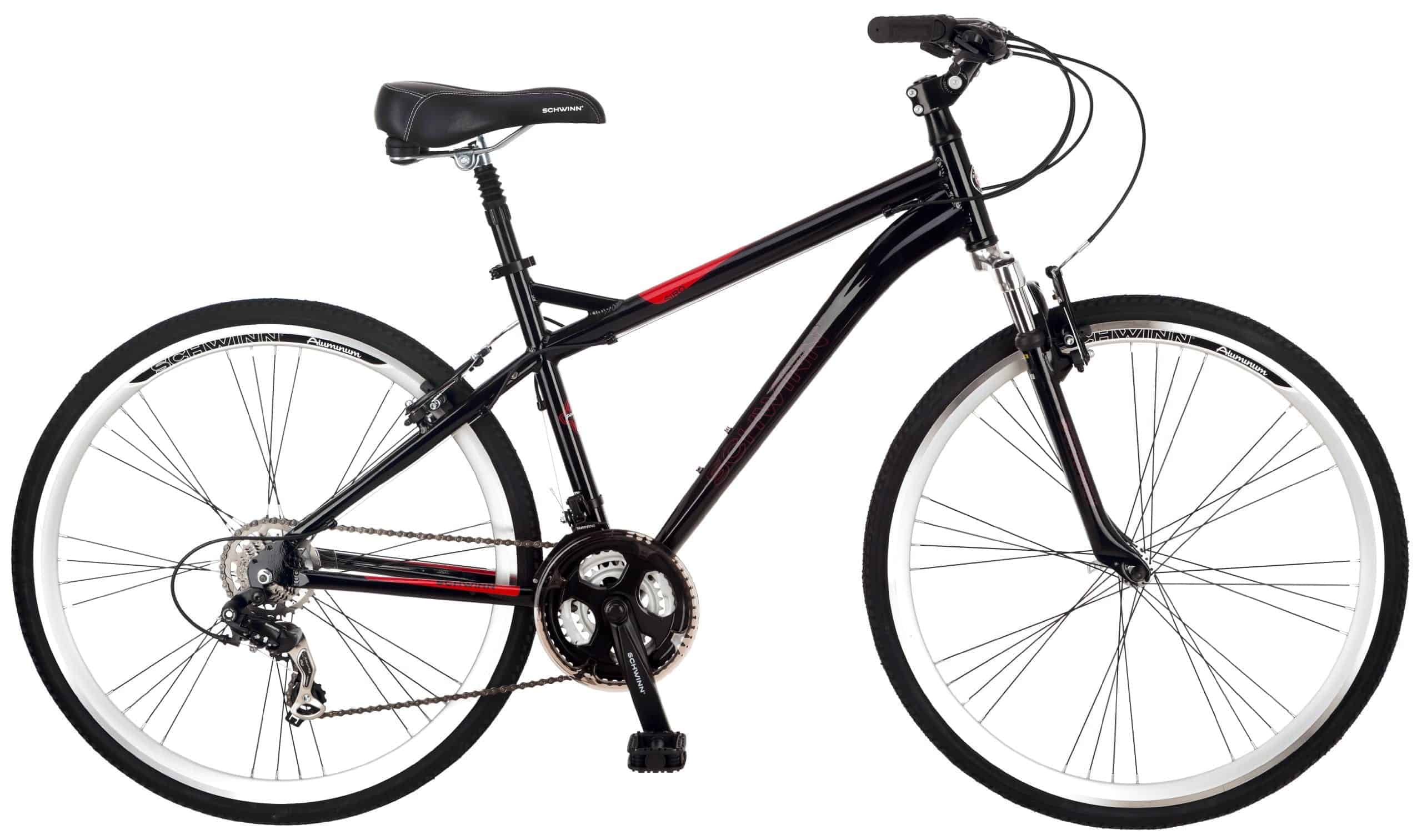 Schwinn Men's Siro Hybrid Bicycle