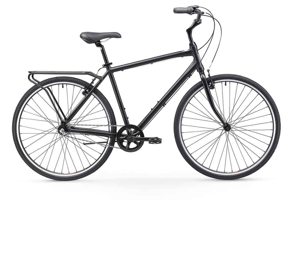 sixthreezero Explore Your Range Men's Hybrid Commuter Bicycle