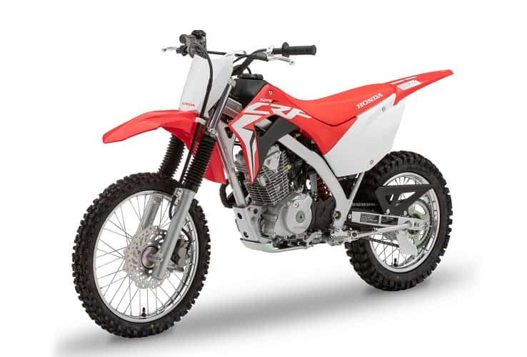 125cc Honda CRF125F