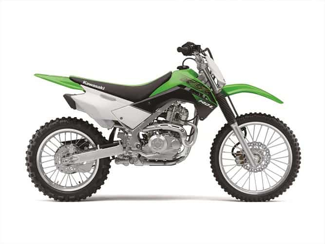 4-stroke Kawasaki KLX 140