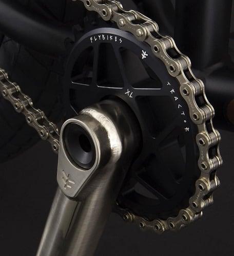 BMX Bike Chains And Sprockets