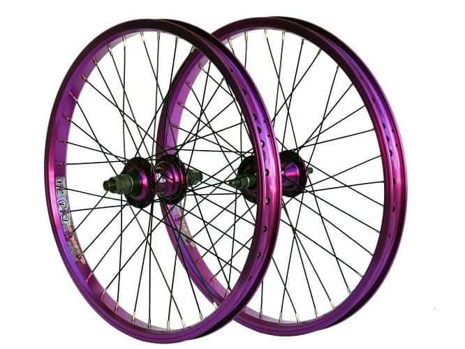 BMX Bike Rims