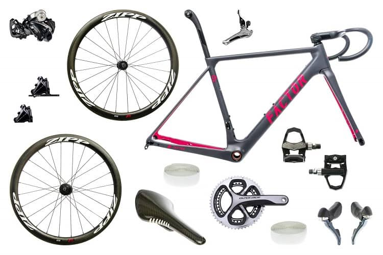 Bicycle's Important Parts
