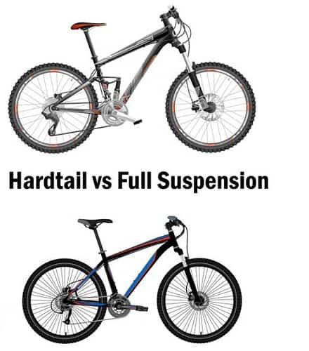 Choose Hardtail Or Full-Suss
