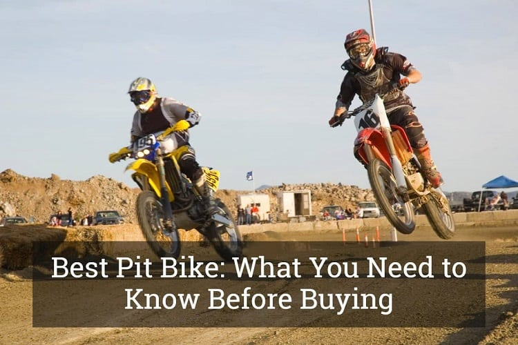 Considerations When Choosing a Pit Bike