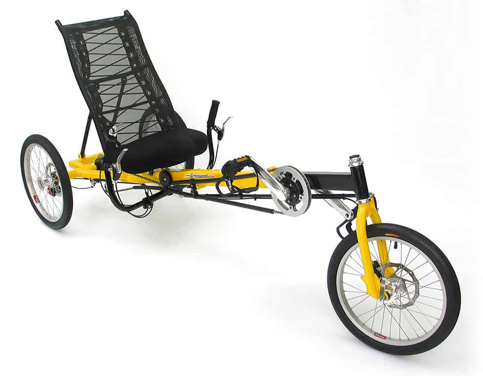 Delta Tricycles
