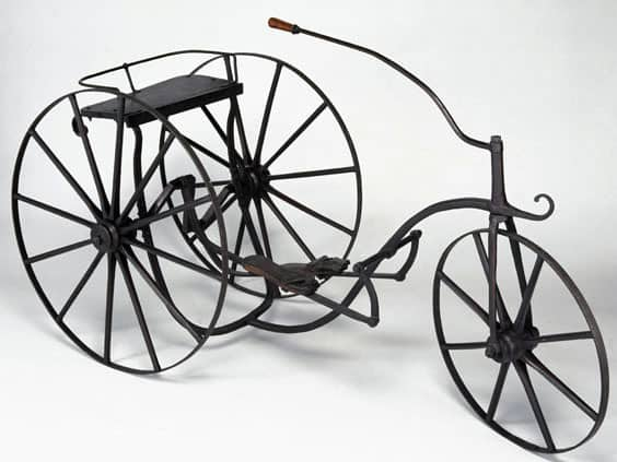 History Of A Tricycle