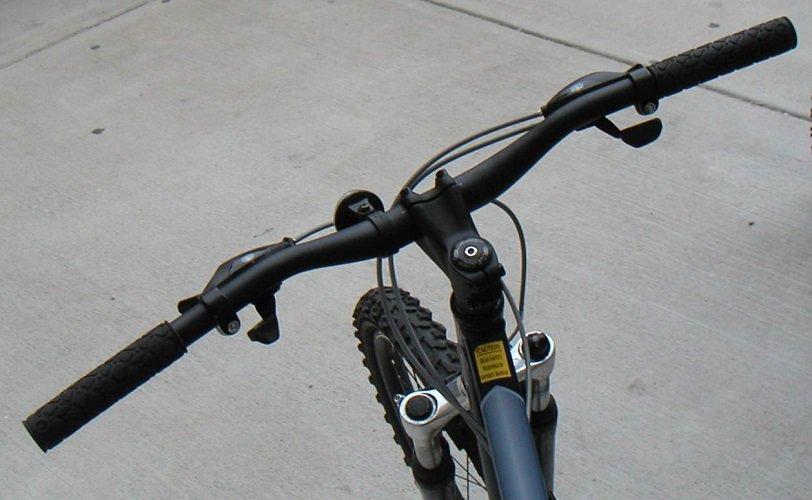 Hybrid Bike Handlebars