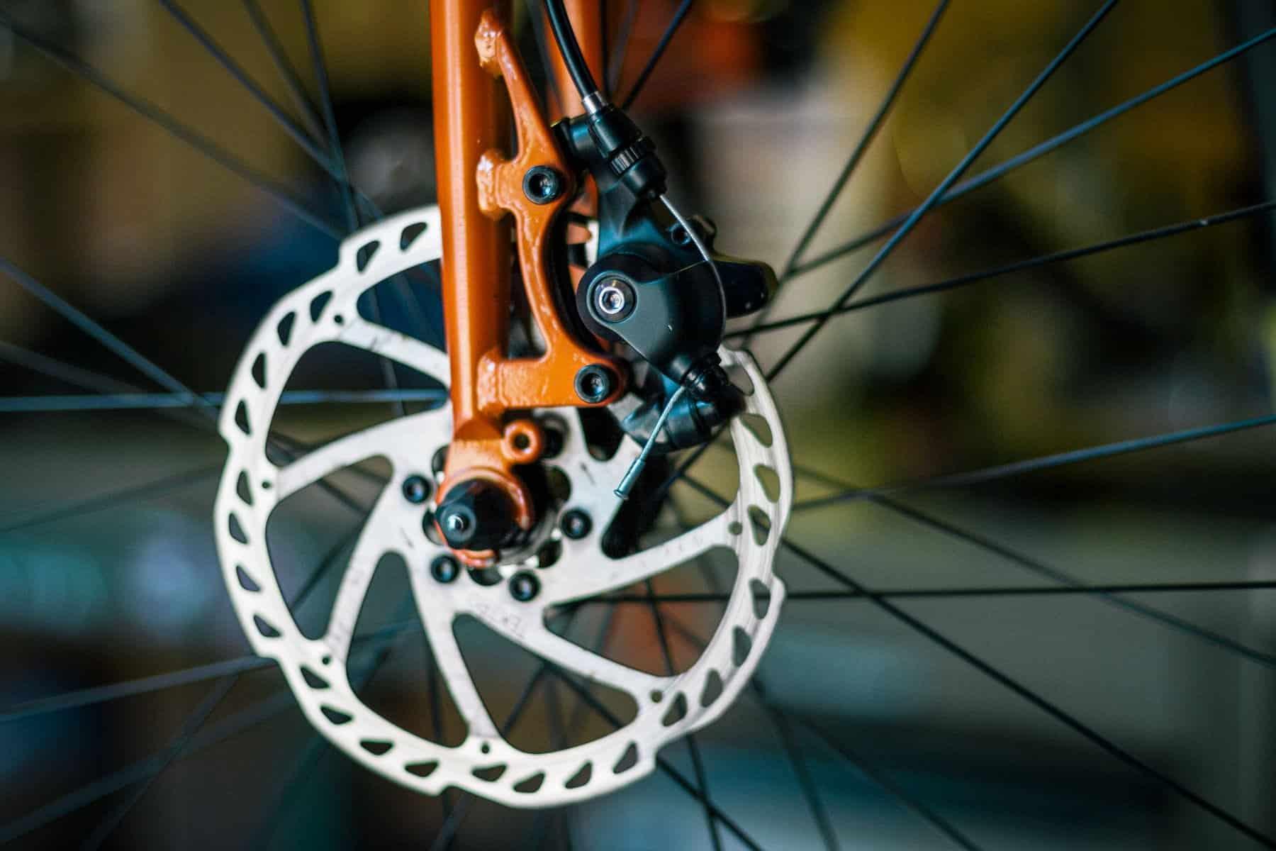 Hybrid Bike disc Brakes