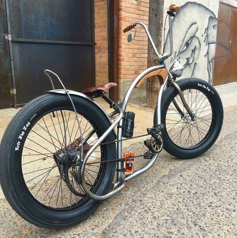 Low Rider Cruiser Bike