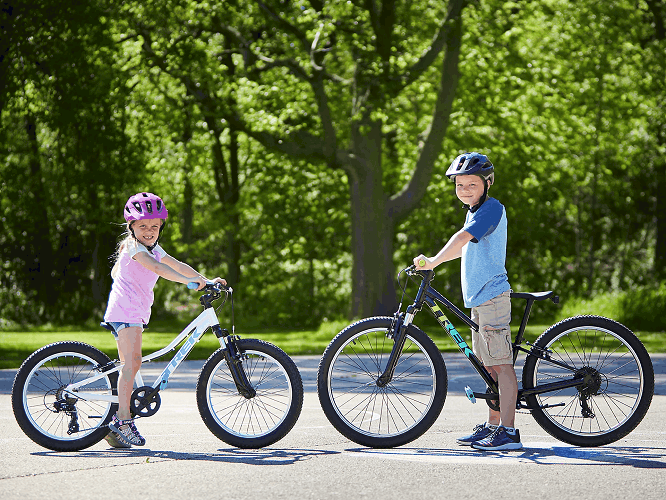 Mountain Bike Fit And Size For Kids