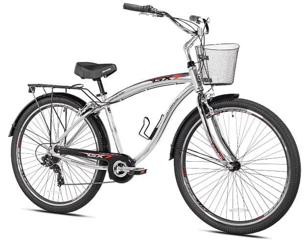 Multi-speed Cruiser Bike