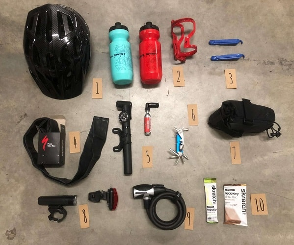 Must Haves For A Cyclist