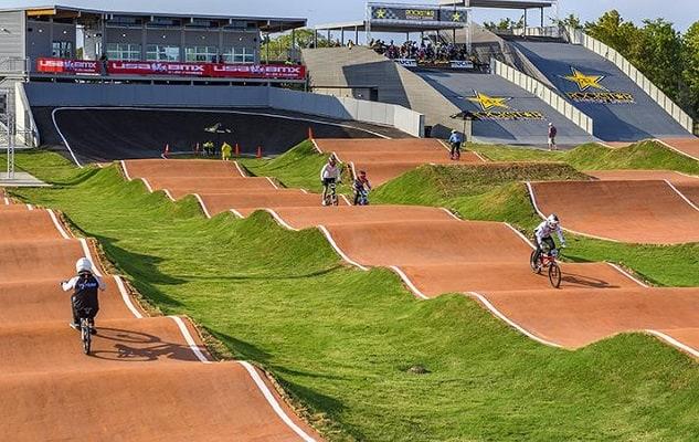 BMX Bike Parks