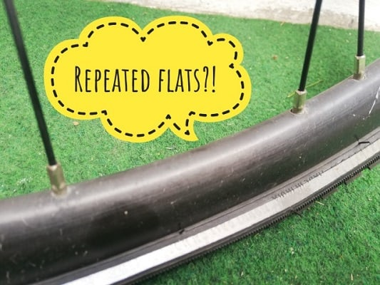 Repeated Flats