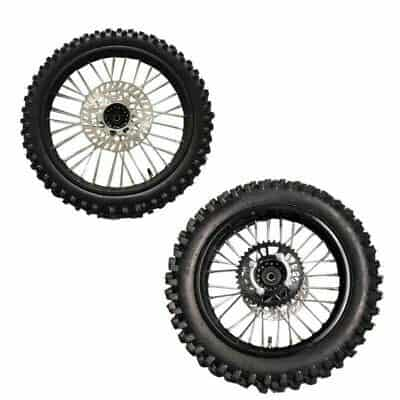 Size of the Wheel