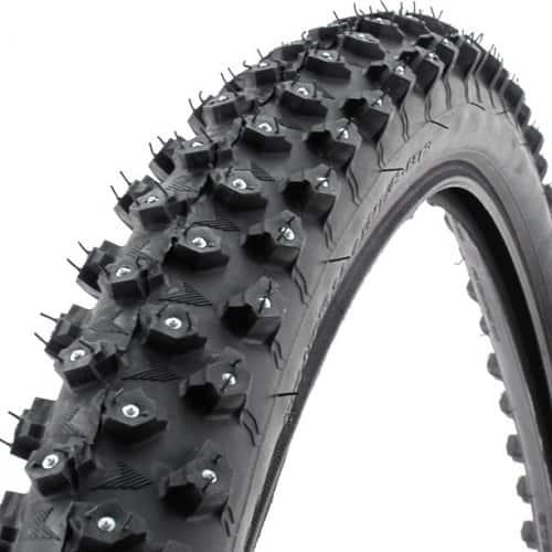 Studded Bike Tires