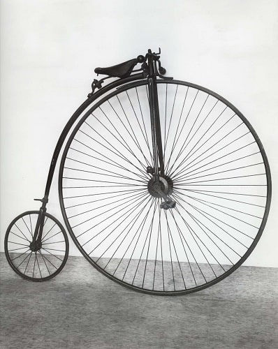The Rise of the Penny Farthing