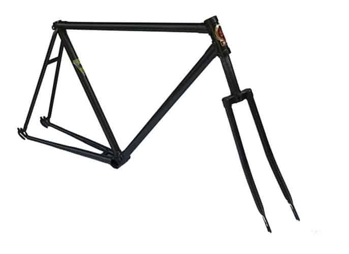 Traditional Bicycle Frame
