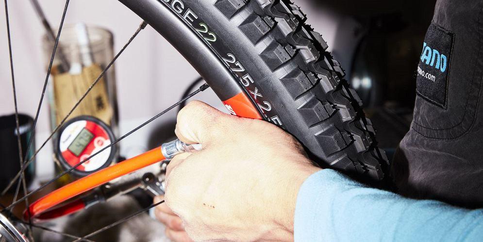 Tubeless Bike Tires