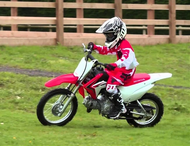 What Is The Best Dirt Bike Size For Kids
