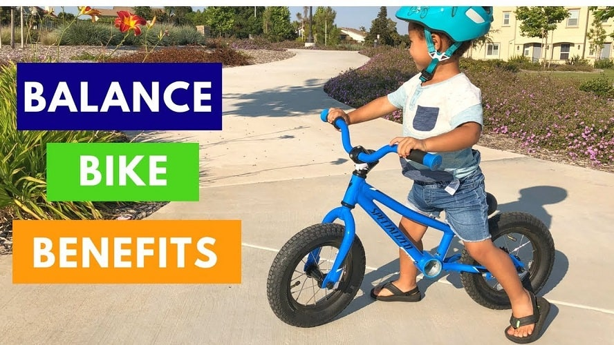 Why Balance Bike Are Great for Your Children
